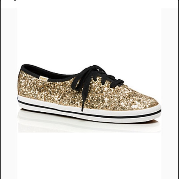 95814275bd7a kate spade Shoes - ♤️KATE SPADE glitter KEDS♤️